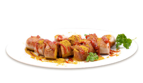 Produktbild Double Currywurst