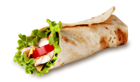 Produktbild Wrap Chicken